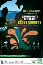 Championnats de France de cross court 2009