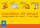 Marathon de Sénart 2009