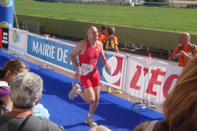 Fabrice Delabarre heureux d'en finir