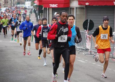 36èmes foulées : tous les résultats du 10 km !