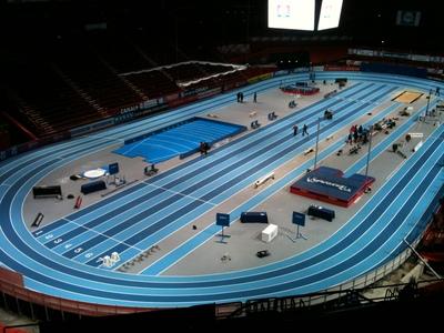 Championnat de France Elite en Salle - J2