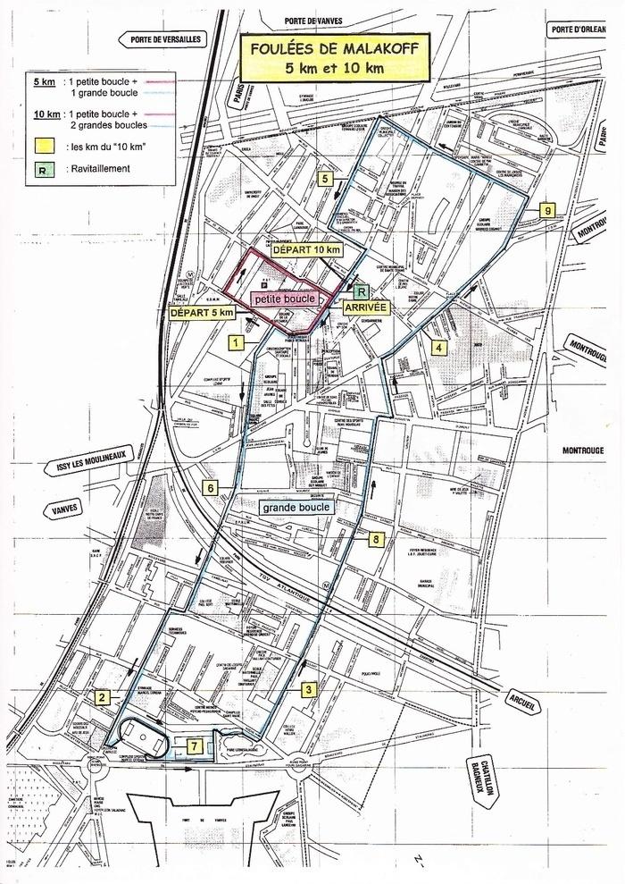 plan de malakoff - Image