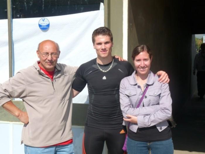 championnats de France Cadet/Juniors à LENS