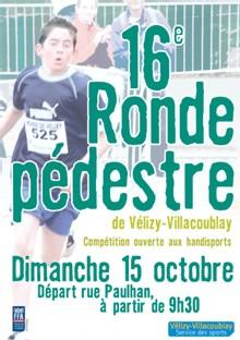 16e Ronde Pédestre de Vélizy