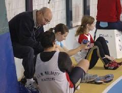 Résultats des championnats départementaux en salle Eaubonne
