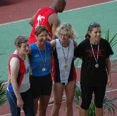 Résultats des Championnats et Critériums Nationaux Vétérans du 9 et 10 Juin 2007