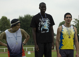 Championnats départementaux sur piste 2008