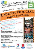 EKIDEN DE ST NAZAIRE : COURSE DE RENTREE