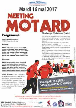 Meeting Motard 2017