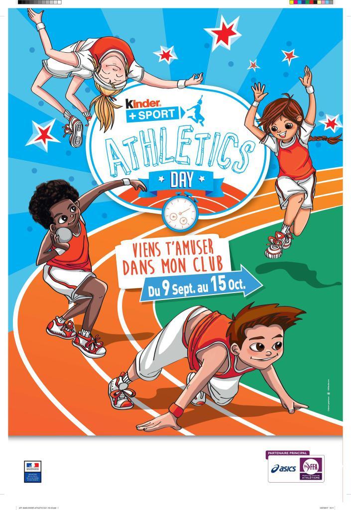 Kinder + Sport Athletic