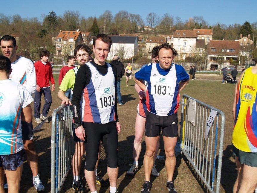Fréd, Christophe D. et Fabrice F.
