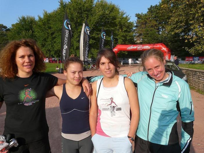 Resultats des Championnats de France de Semi-marathon 2008