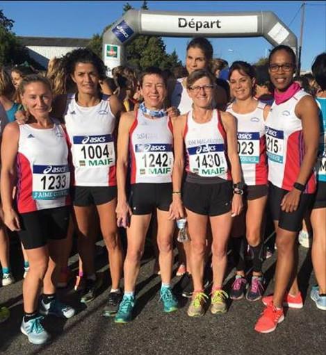 Championnat de France 2017 du 10 kms