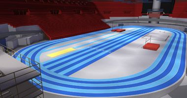 Championnat de France Elite en Salle - J1