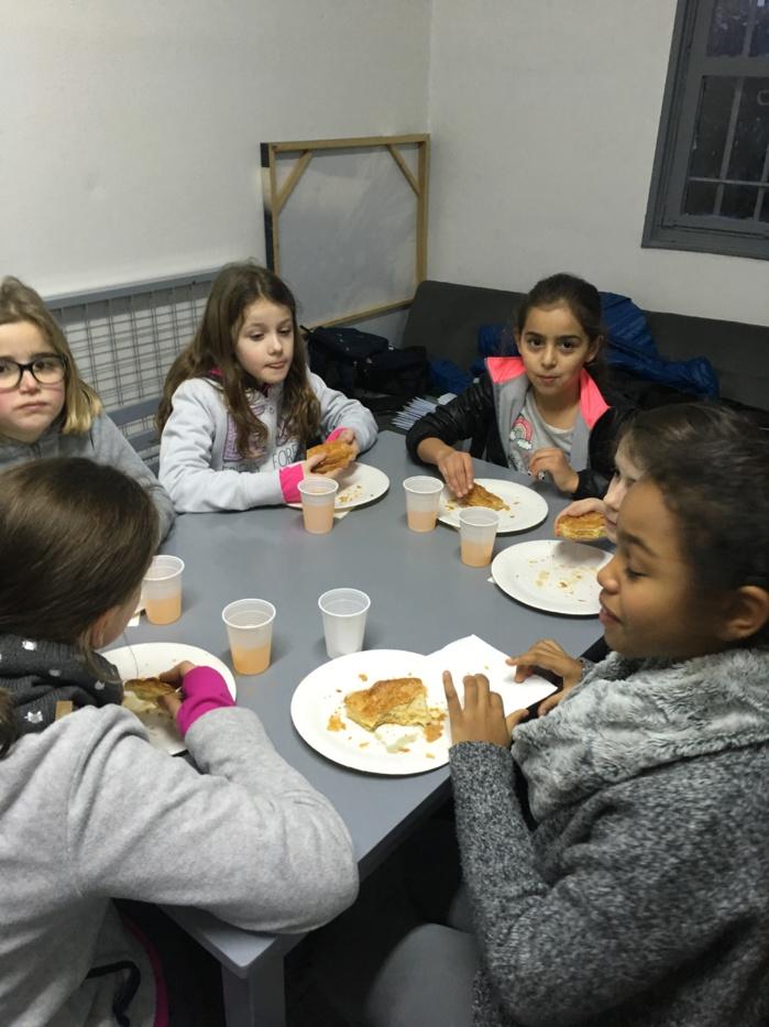 Galette pour les jeunes du mercredi
