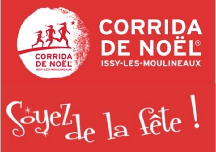 Corrida de Noël d'issy les Moulineaux