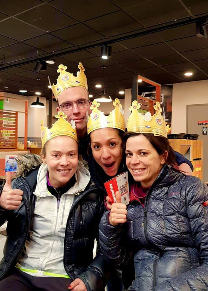 4 Malakoffiots au cross Ouest France du Mans