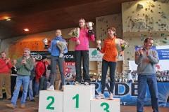 MC arrive 2° Féminine et 2° par équipe féminine