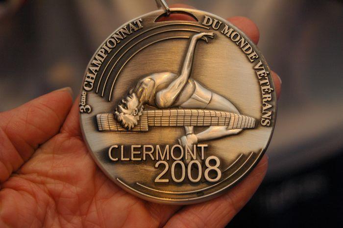 Championnats du monde vétérans