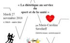 La Diététique au service du sport et de la santé