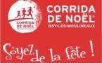 Les inscrits à la Corrida de Noël d'Issy les Moulineaux