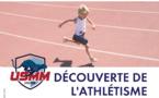 Journée découverte de l'athlétisme du 11 septembre 2021