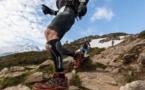 JJ au départ des 80 km du Mont-Blanc