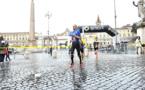 Mon marathon de Rome 2015