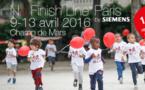 Courez solidaire à la NO FINISH LINE PARIS by Siemens
