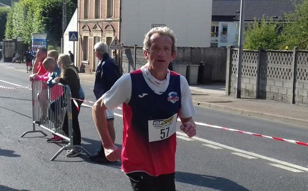 Philippe, qualifié aux championnats de France Master 3 !!!!
